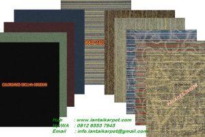 Karpet Tile