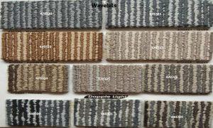 Motif baru Karpet lantai