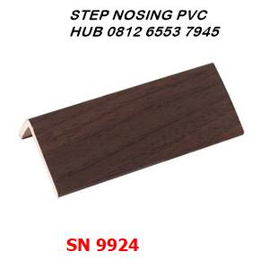 Pvc step nosing tangga