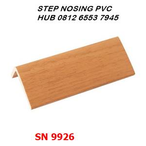 step nosing pvc murah
