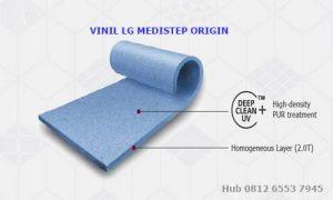 Jual Vinyl Lantai Rumah sakit LG Medistep Origin