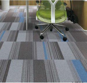 Lantai karpet