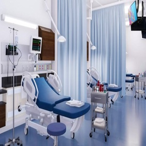 Vinyl ruang koridor anti darah
